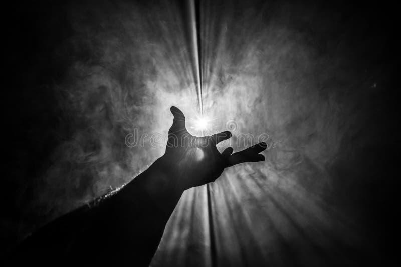 Halten Sie das Licht stockfotografie