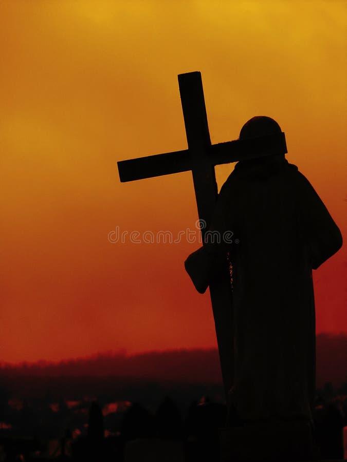 Halten Sie Den Glauben Lizenzfreies Stockfoto