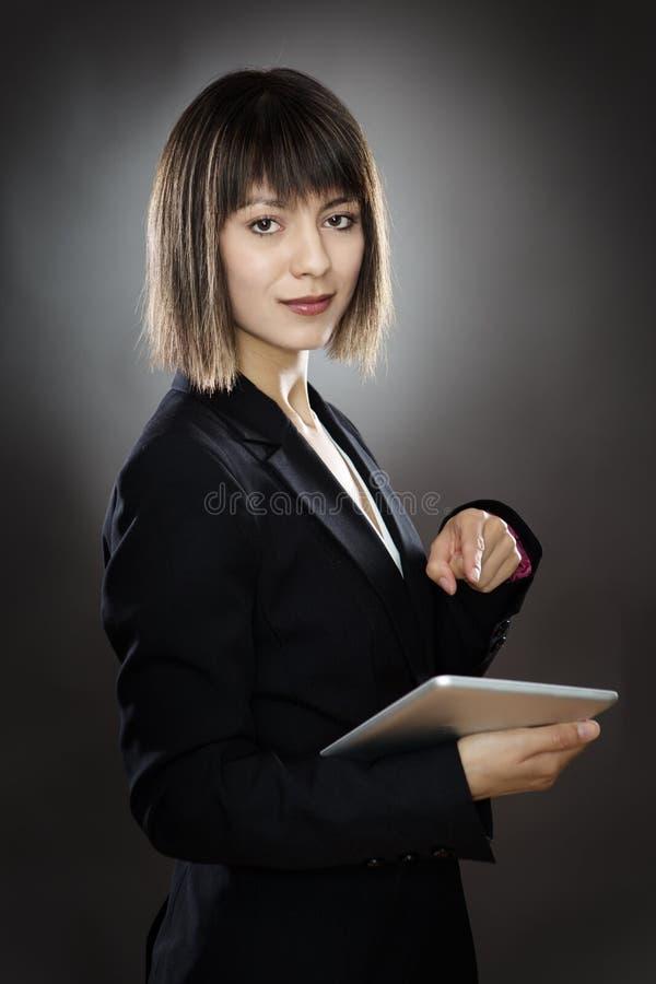 Halten Verbindung stockfoto