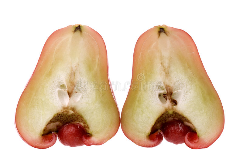Download Halved Apple Guava Royalty Free Stock Photo - Image: 6092215