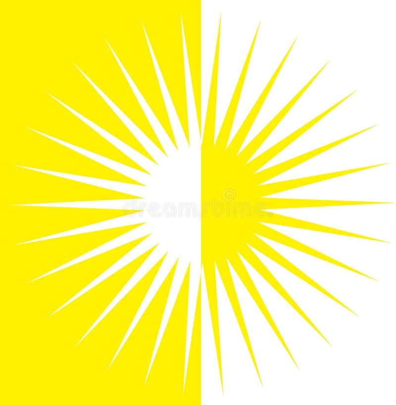Free Halved Sun Royalty Free Stock Image - 13179926