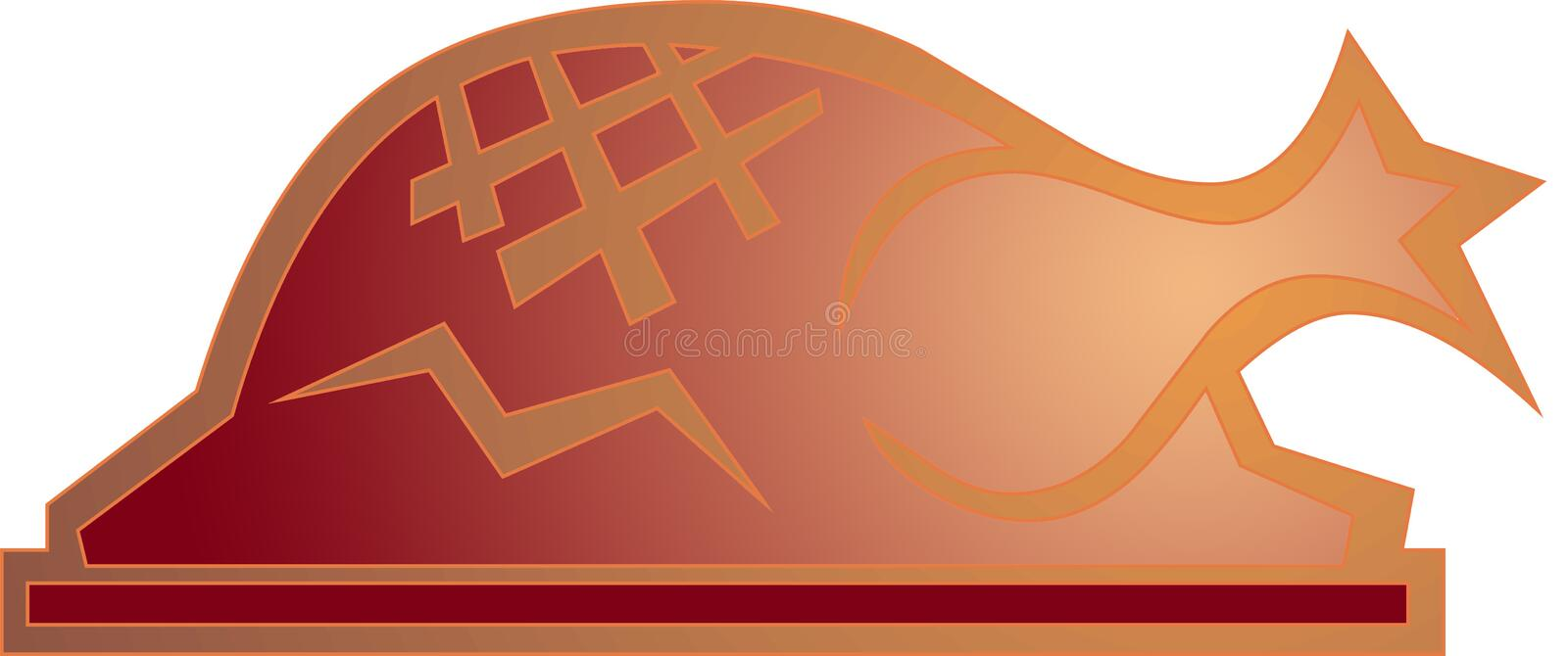 Download Ham stock illustration. Image of icon, lunch, nutritious - 12572861