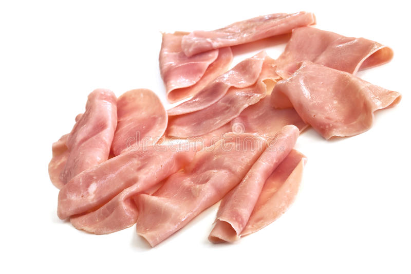 Download Ham stock image. Image of slices, background, heap, photograph - 20073429