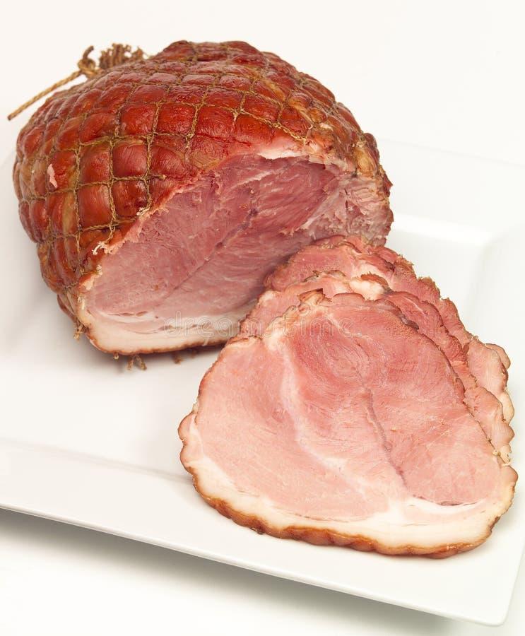 Ham anyone? stock photo