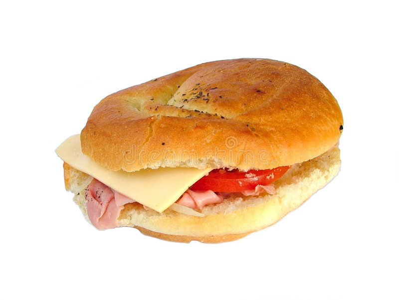 Download Ham Cheese Roll Royalty Free Stock Photography - Image: 199457