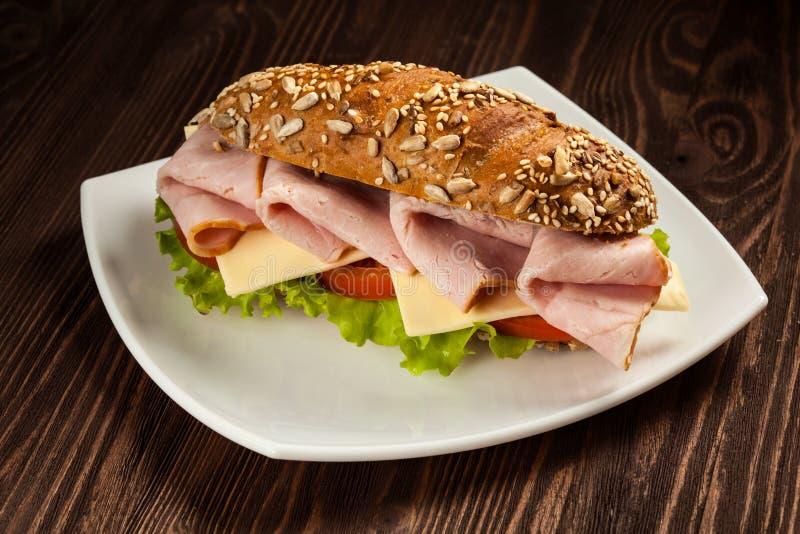 Ham Sandwich fotografering för bildbyråer