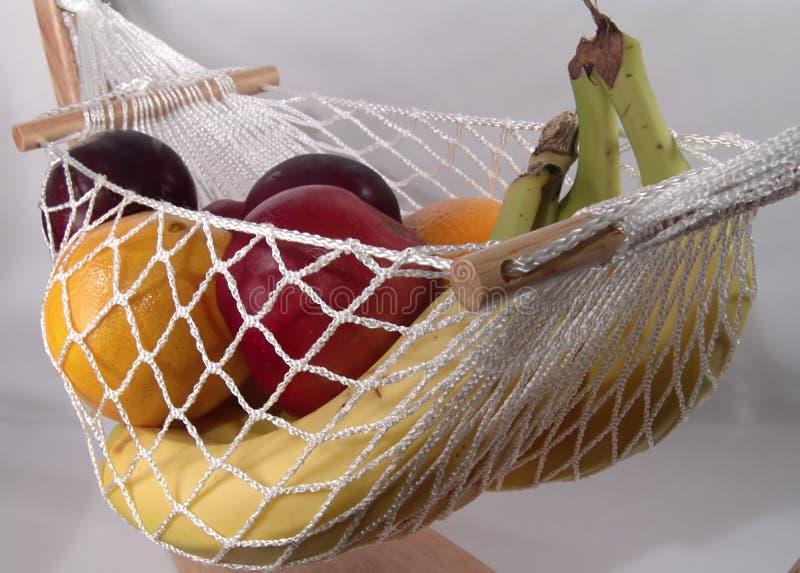 Hamaca De La Fruta Imagen de archivo