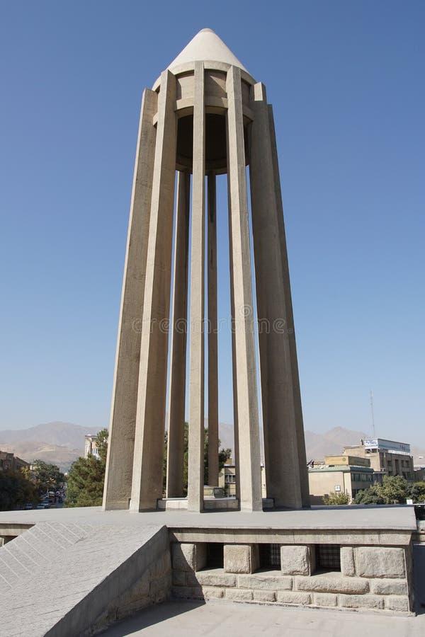 Hamadan, Irã, Ásia imagens de stock