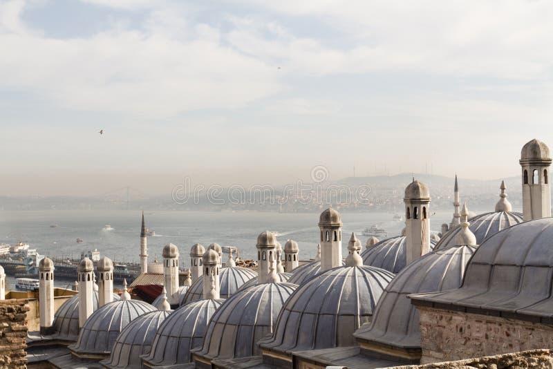 Hamam в Стамбуле стоковая фотография rf