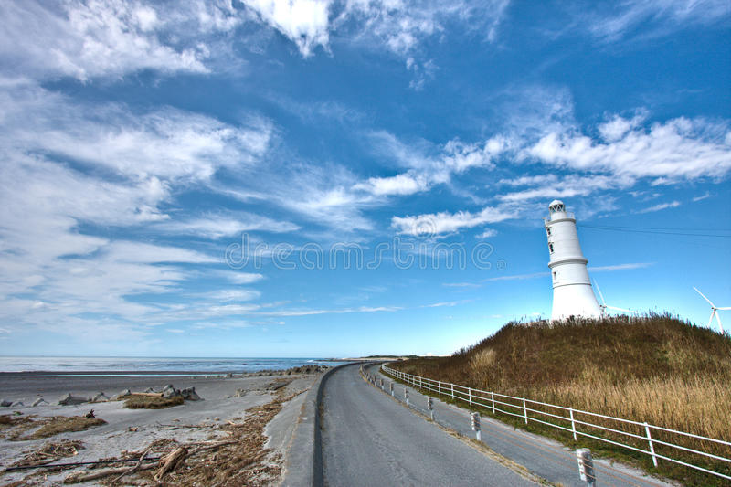 Download Hamamatsu Lighthouse stock photo. Image of landmarks - 19703164