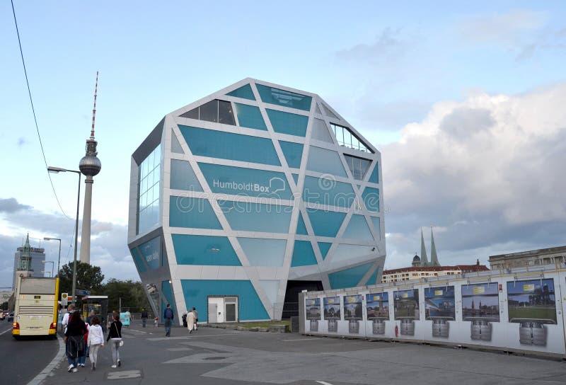 HamboldtBox - Berlín fotografía de archivo libre de regalías