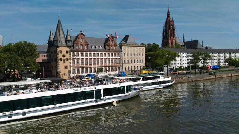 Hambourg Allemagne image stock