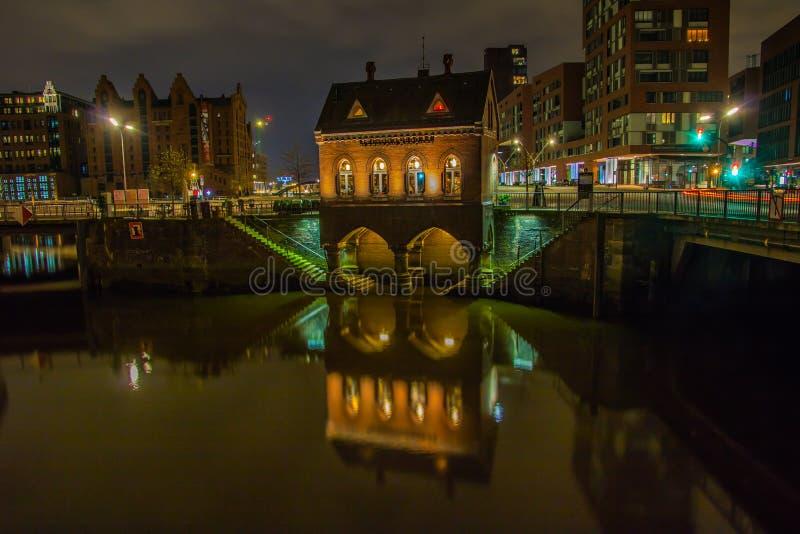 Hambourg I photos libres de droits