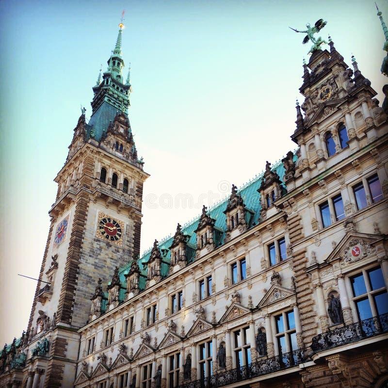 Hamburg, Deutschland stockfotos