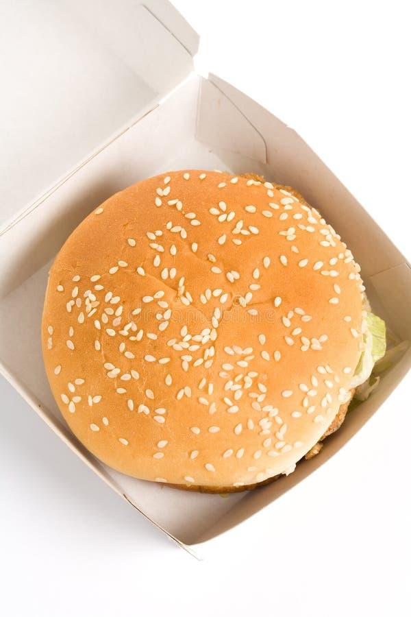 Hamburger royalty-vrije stock foto's