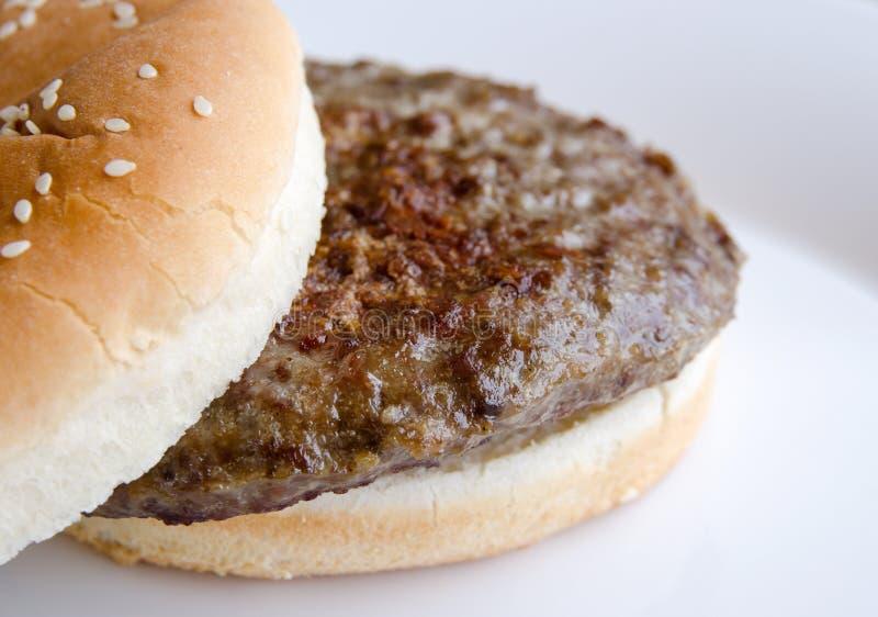Hamburger obrazy royalty free