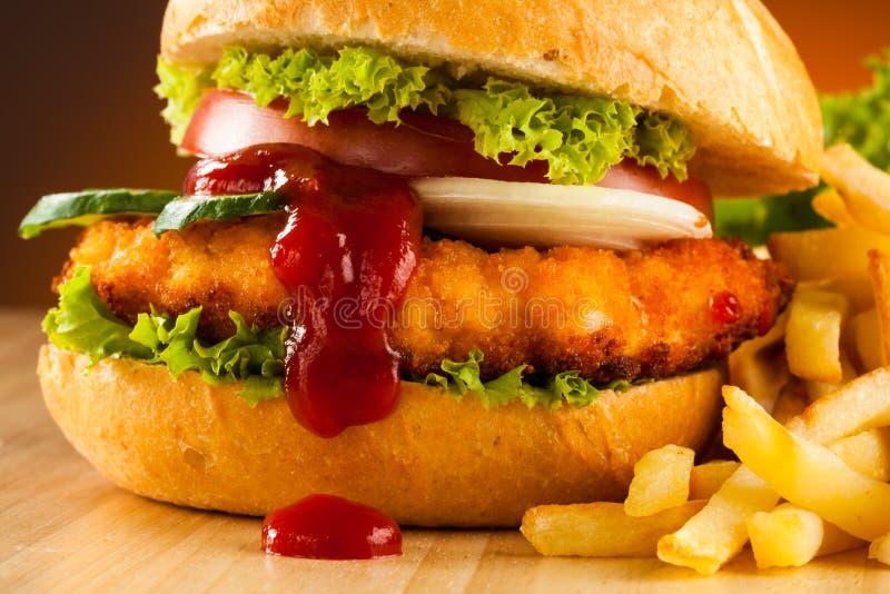 Hamburger imagem de stock royalty free