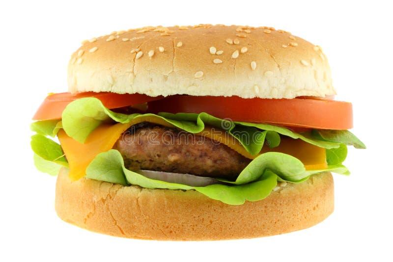 Hamburger stockfoto