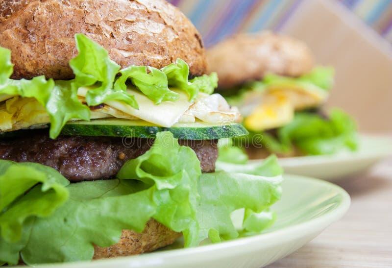 hamburger stockfotografie