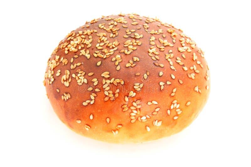 Hamburger bread royalty free stock image