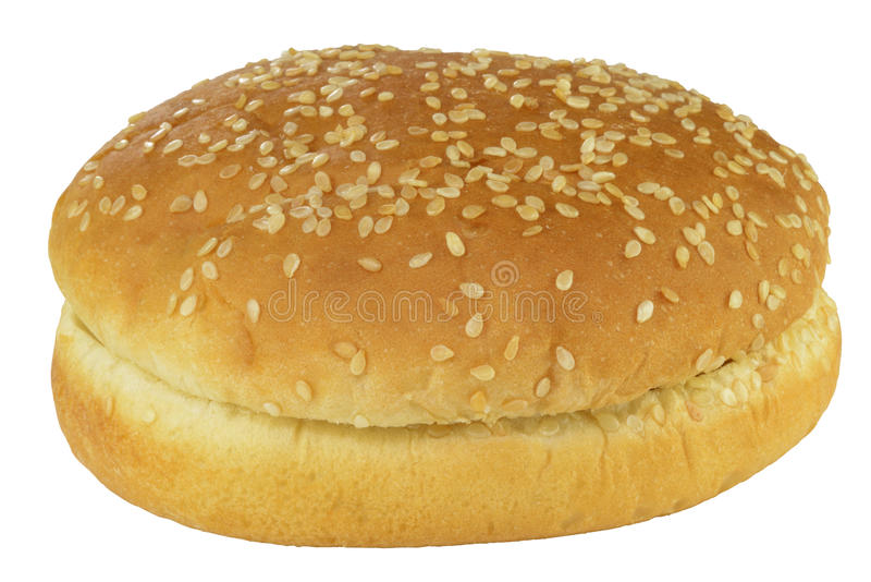 Hamburger Bun royalty free stock photos