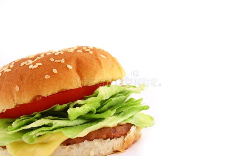 Hamburger Classico Del Manzo Immagine Stock Gratis