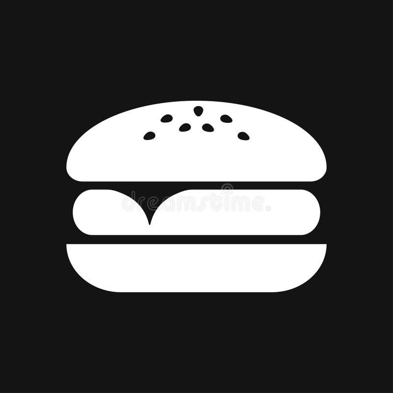Hamburger ikony wektor ustawiaj?cy dla UI, UX, strona internetowa i wisz?cej ozdoby zastosowanie fast food, ilustracja wektor