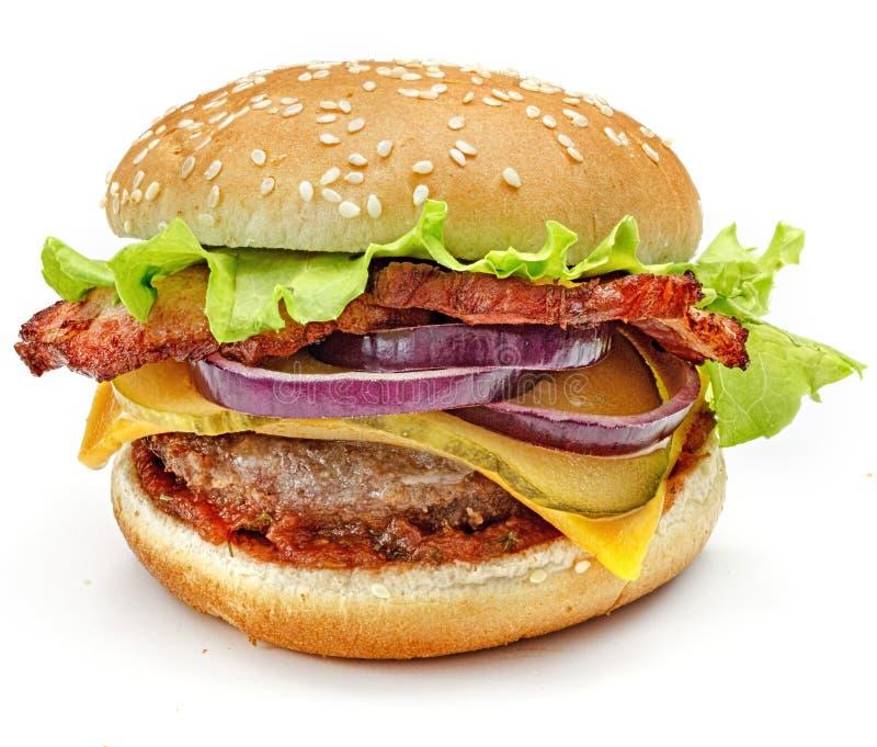 Hamburger isolated royalty free stock photos