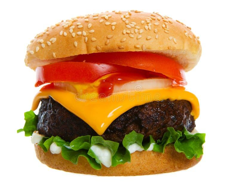hamburger juteux images libres de droits