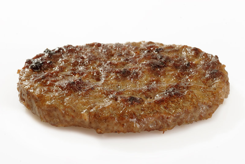 Hamburger meat royalty free stock image