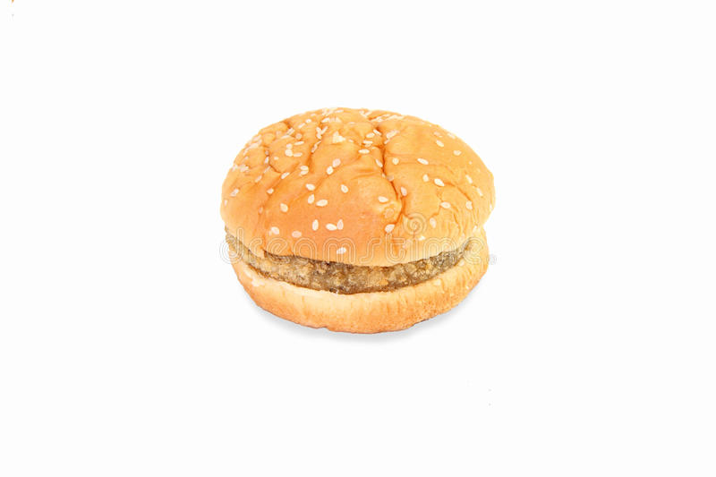 Download Hamburger stock image. Image of ready, bite, lunch, background - 42443931