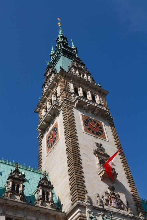 Download Hamburger Rathaus (Hamburg City Hall / Town Hall) Stock Photo - Image: 11931348
