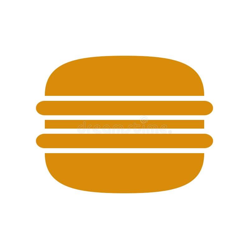 Hamburgerpictogram - vector vector illustratie