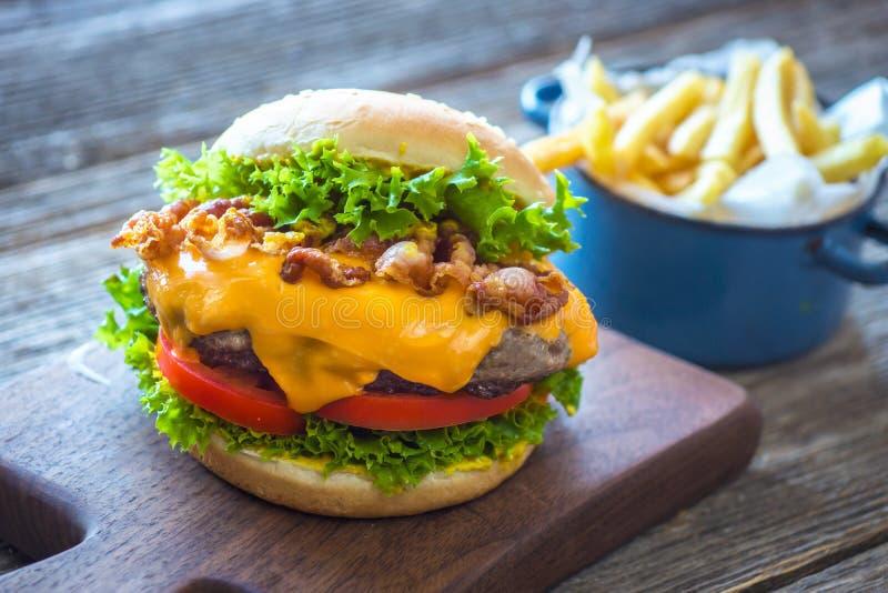 hamburgery zdjęcie stock