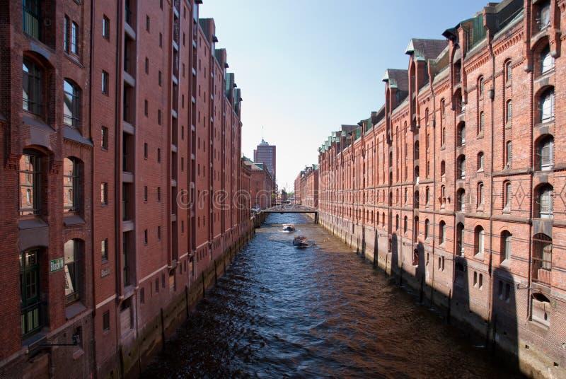 Hamburgo fotografía de archivo