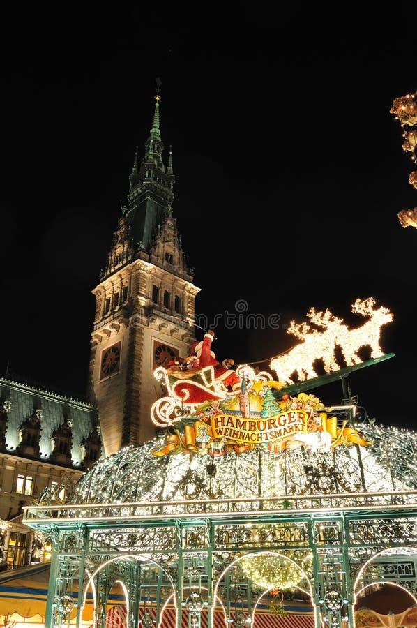 Hamburgo, Alemania foto de archivo libre de regalías