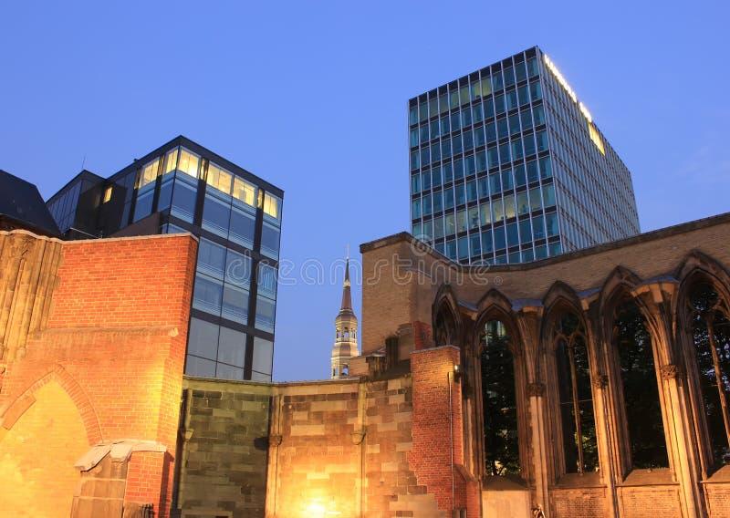 Hamburgo, Alemania, Europa imagen de archivo libre de regalías
