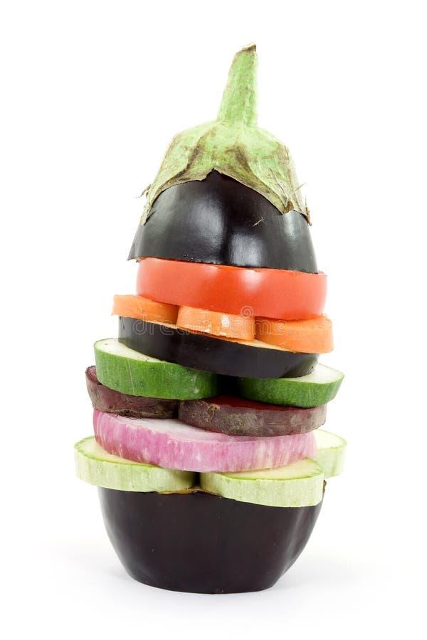 Hamburguesa vegetal imágenes de archivo libres de regalías