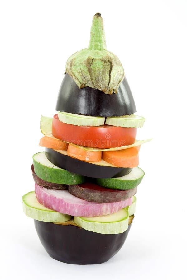 Hamburguesa vegetal imagenes de archivo