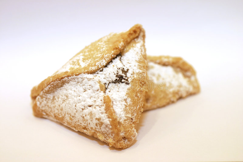 Download Hamentashen stockbild. Bild von tradition, haman, feiertag - 88837