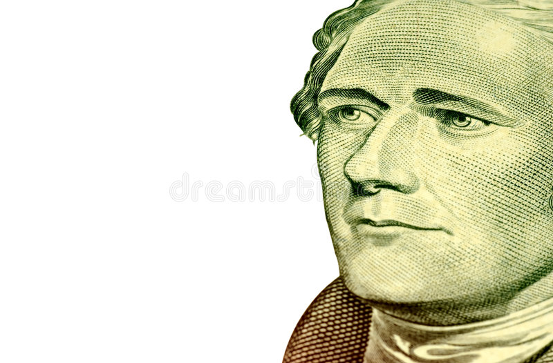 Hamilton foto de stock royalty free