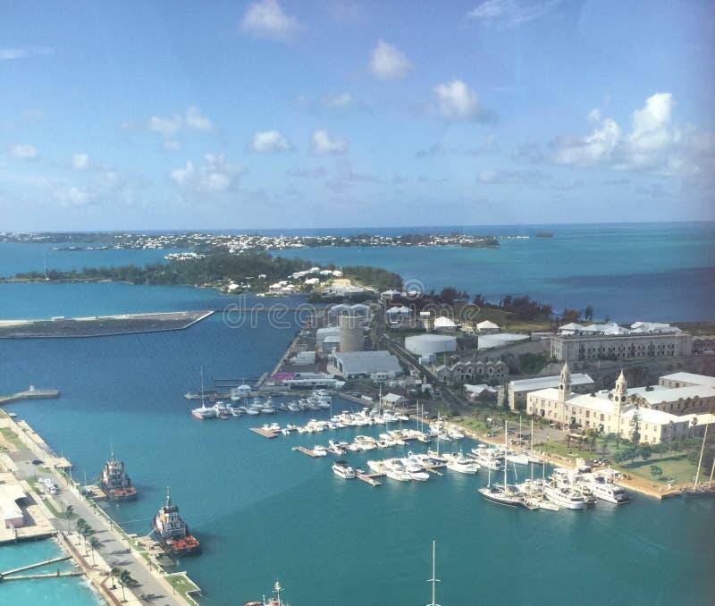 Hamilton, Bermuda obraz royalty free