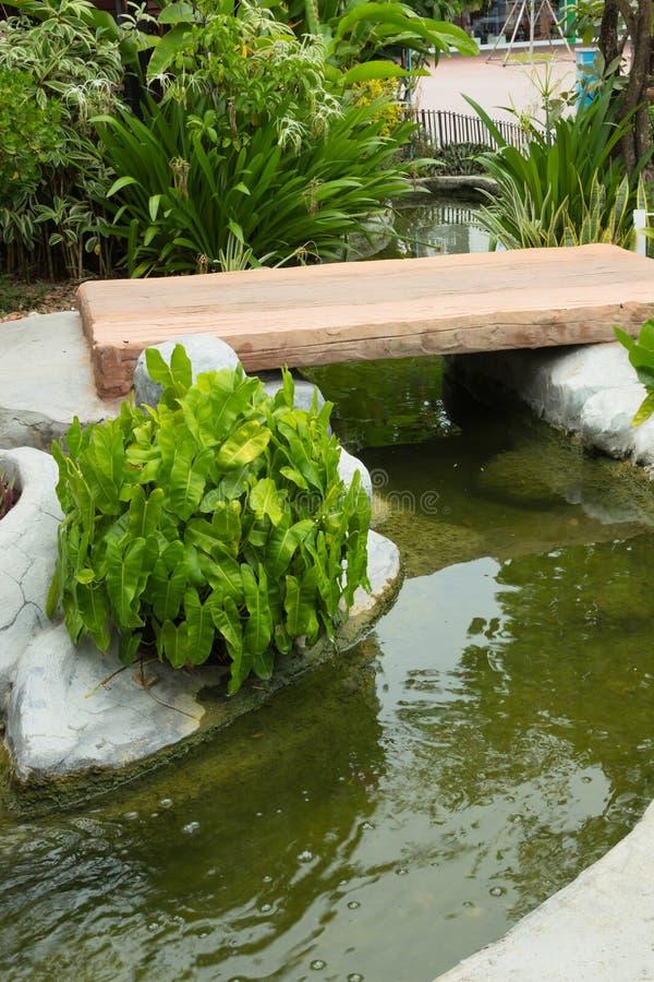 Hamilton-Gärten, Neuseeland stockfotografie