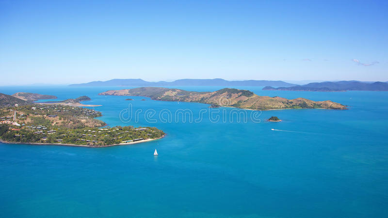 Download Hamilton Island Aerial Whitsundays Landscape Stock Photo - Image of beautiful, destination: 32351770
