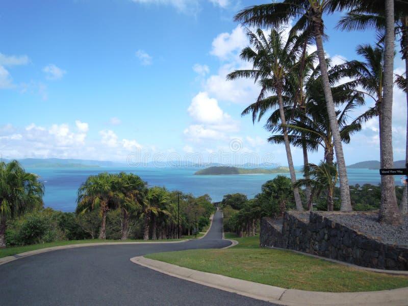 Hamilton Island, Australië royalty-vrije stock afbeelding