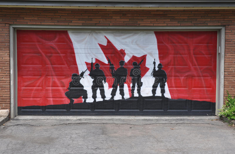 Hamilton, Ontario, Kanada obrazy stock