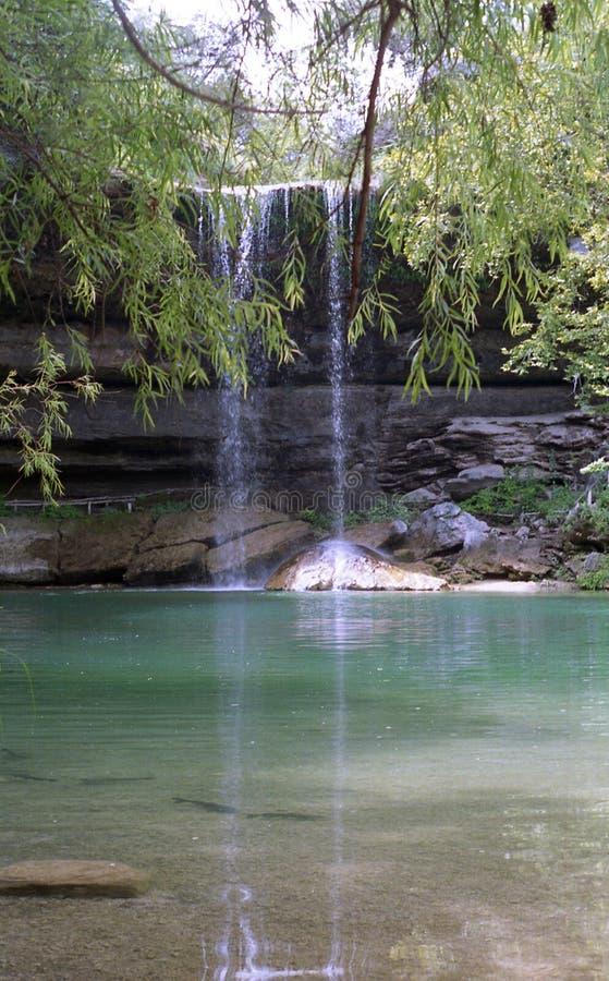 Download Hamilton Pool photo stock. Image du texas, near, roches - 77158892