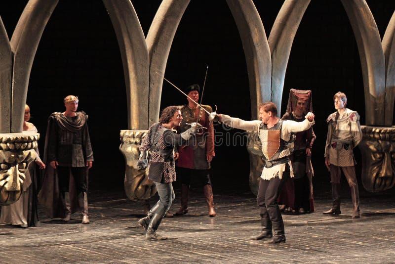 Hamlet imagem de stock royalty free