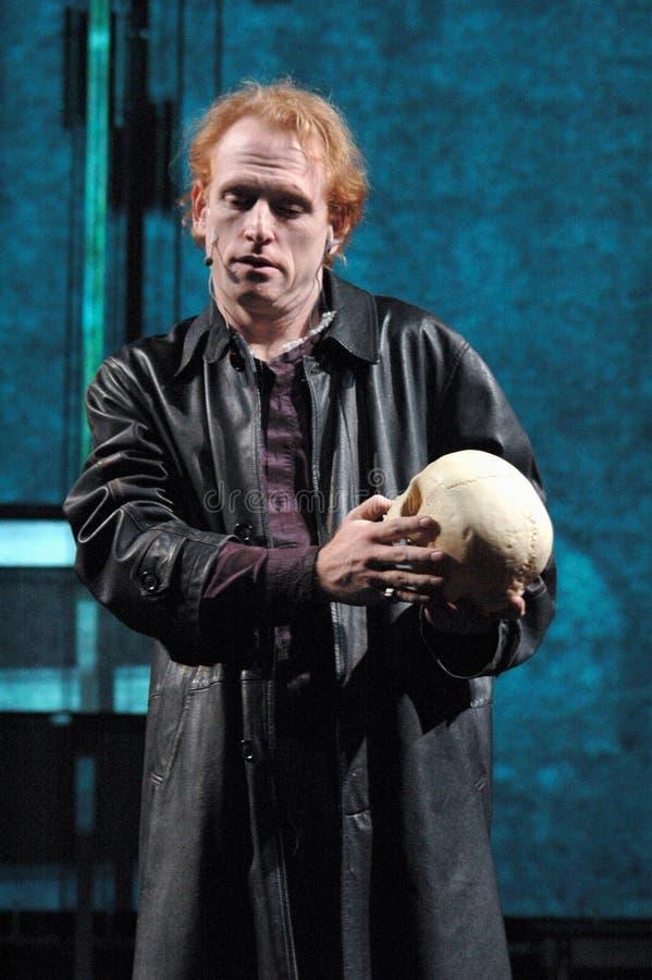 Hamlet arkivbilder