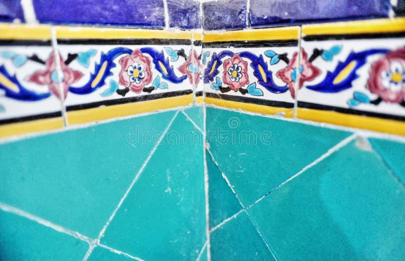 Hammam-ε σουλτάνος Mir Ahmad στοκ εικόνες
